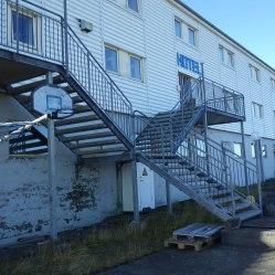 Spomínaný hotel Norðurljós.