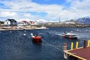 Miestny prístav dnes už nepatrí k veľmi využívaným miestam.