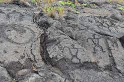 Petroglyfy Pu'u Loa
