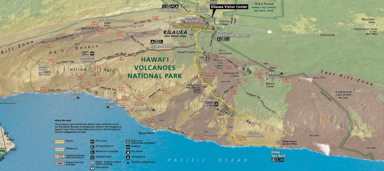 Volcanoes Nat. Park