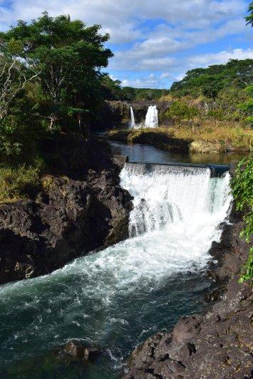 Waiale River Falls