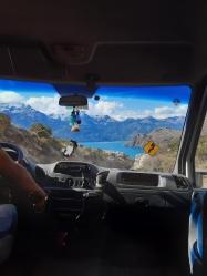 Na ceste do Chile Chico, 4 hodiny po nespevnej ceste