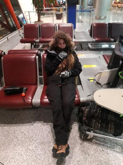 Najchladnejšie letisko na svete