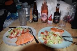 Naša štedrá večera